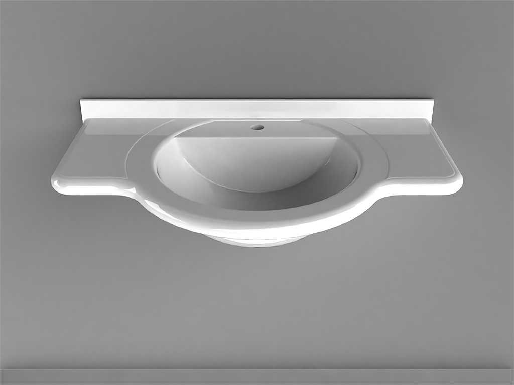 VeneziaWall-mounted Washbasin