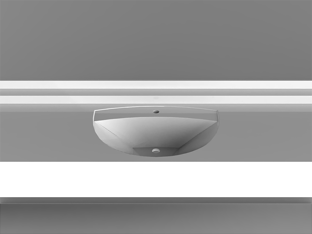 RiminiWall-mounted Washbasin